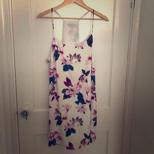 Beautiful Floral Shift Dress